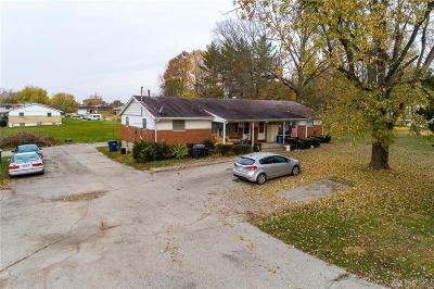 Fairborn Multi Family Home For Sale: 3723-3725 Enon-Xenia Road
