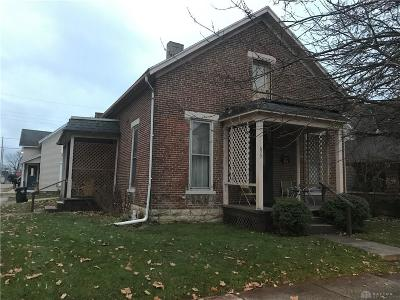 Troy Single Family Home For Sale: 603 Market Street