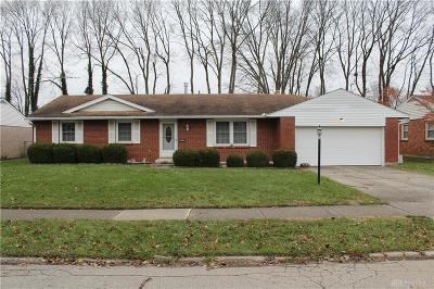 Troy Single Family Home For Sale: 986 Crestview Drive