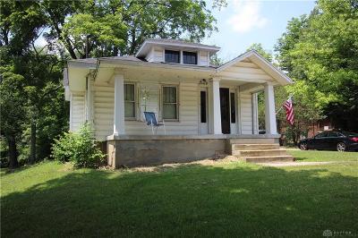 Vandalia Single Family Home For Sale: 1021 Dixie Drive