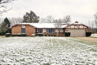 Beavercreek Single Family Home Pending/Show for Backup: 1691 Laddie Court