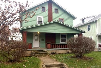 Dayton Single Family Home For Sale: 1310 Demphle Avenue