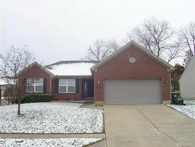 Xenia Single Family Home For Sale: 2341 Harmony Drive