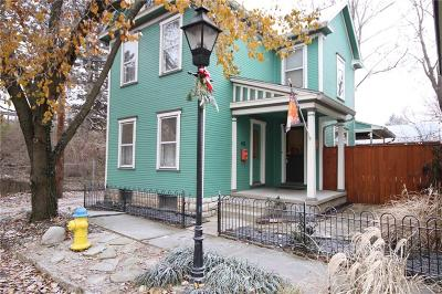 Dayton OH Single Family Home For Sale: $160,000