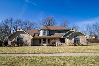 Springboro Single Family Home Active/Pending: 448 Patton Drive