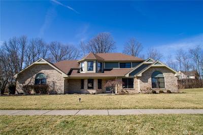 Springboro Single Family Home For Sale: 448 Patton Drive