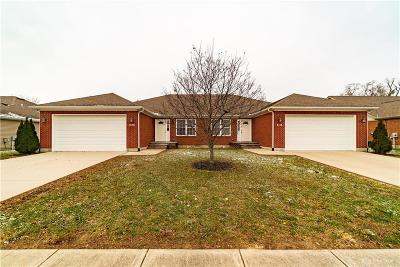 Brookville Single Family Home For Sale: 103 Brooke Woode Drive