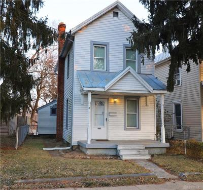 Miamisburg Single Family Home For Sale: 907 Pearl Street