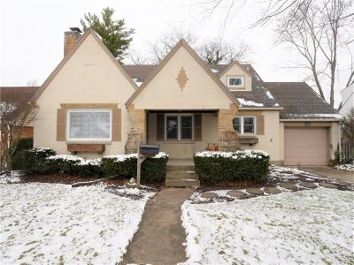 Kettering Single Family Home Active/Pending: 133 Chatham Drive