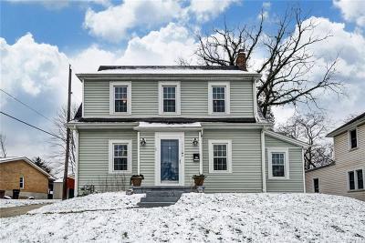 Middletown Single Family Home For Sale: 3006 Sheldon Road