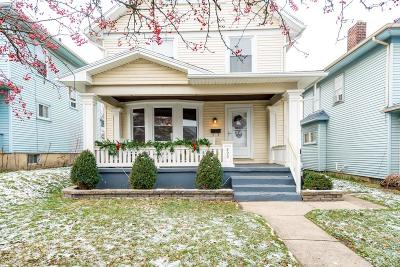 Dayton Single Family Home For Sale: 823 Wilfred Avenue