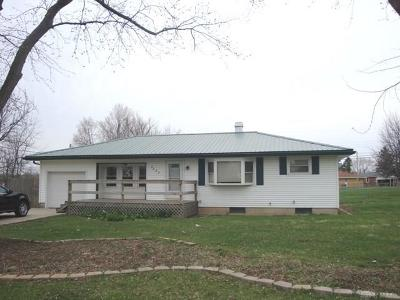 Fairborn Single Family Home For Sale: 3092 Old Yellow Springs Road