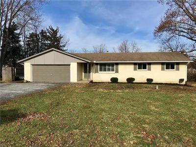 Fairborn Single Family Home For Sale: 3158 Bell Drive