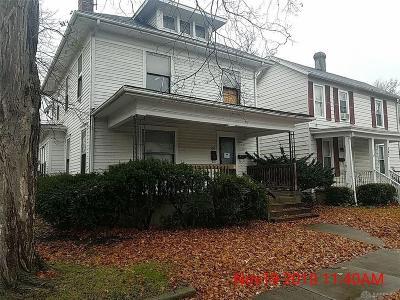 Middletown Single Family Home For Sale: 100 Shafor Street