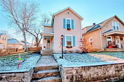 Tipp City Single Family Home Pending/Show for Backup: 410 Plum Street