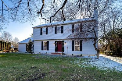 Centerville Single Family Home Pending/Show for Backup: 2648 Gentle Wind