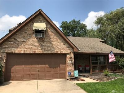 Vandalia Single Family Home For Sale: 627 Cassel Creek Drive