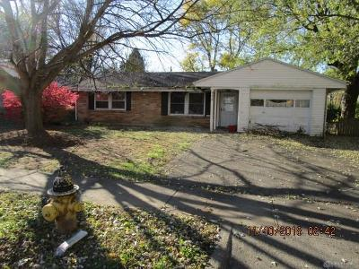 Xenia Single Family Home For Sale: 560 Mount Vernon Drive