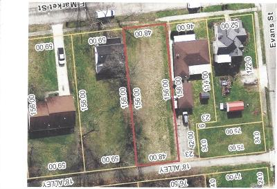 Xenia Residential Lots & Land For Sale: 622 Market Street