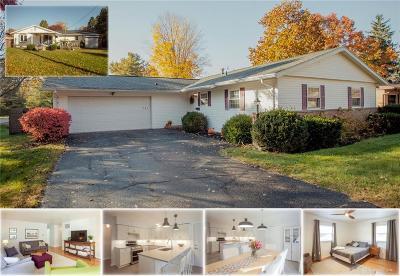 Yellow Springs Single Family Home Active/Pending: 180 Lisa Lane