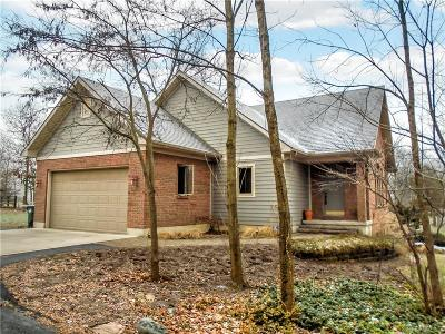 Brookville Single Family Home For Sale: 4954 Crawford Toms Run Road