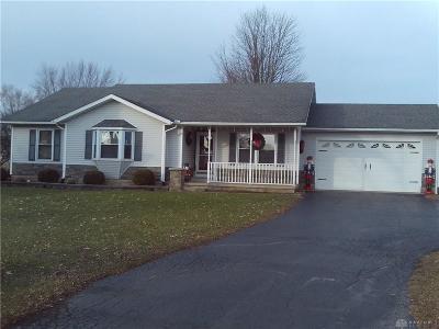 Brookville Single Family Home Pending/Show for Backup: 8575 National Road