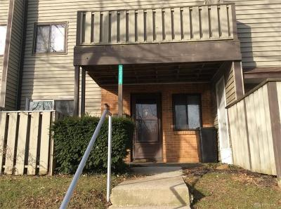 Dayton OH Condo/Townhouse For Sale: $26,000