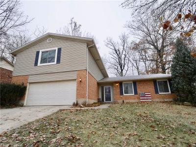 Dayton Single Family Home For Sale: 1259 Elm Street