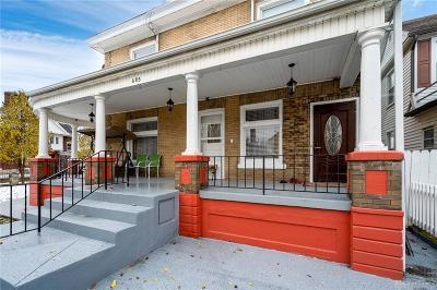 Dayton Single Family Home For Sale: 605 Troy Street