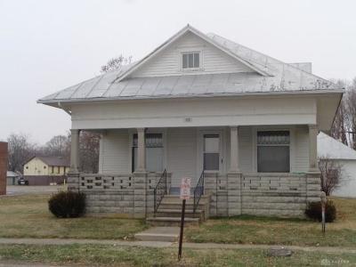 Single Family Home For Sale: 110 Clark Street