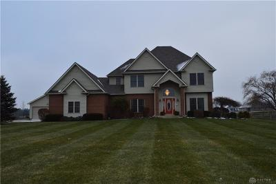 Single Family Home For Sale: 4692 Rosswood Lane
