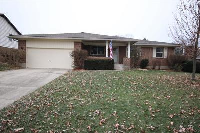 Springboro Single Family Home For Sale: 170 Heston Drive