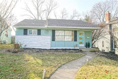 Dayton Single Family Home For Sale: 1448 Constance Avenue