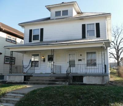 Dayton OH Multi Family Home For Sale: $89,900