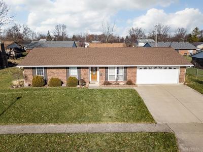 Single Family Home For Sale: 4483 Procuniar Drive
