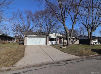 Vandalia Single Family Home For Sale: 6030 Deerfield Street