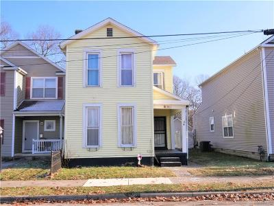 Dayton OH Single Family Home For Sale: $29,900