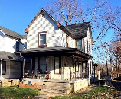 Miamisburg Single Family Home For Sale: 414 4th Street