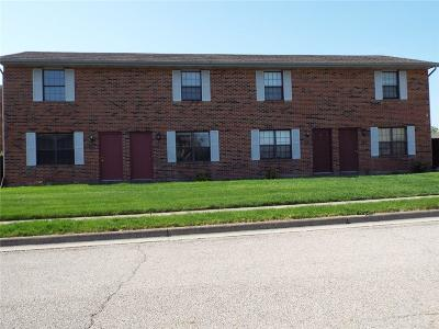 Troy Multi Family Home For Sale: 1540 Hawk Circle