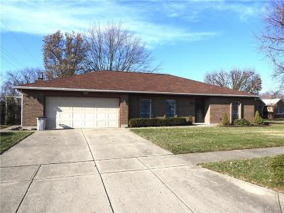 Vandalia OH Single Family Home For Sale: $139,900