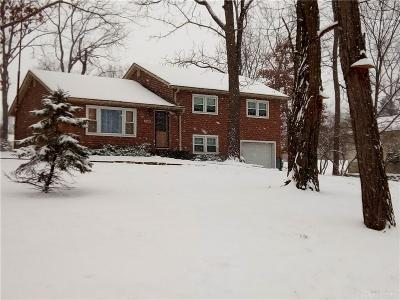 Beavercreek Single Family Home For Sale: 2408 Rollingview Drive