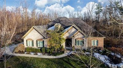 Springboro Single Family Home For Sale: 7778 Country Brook Court