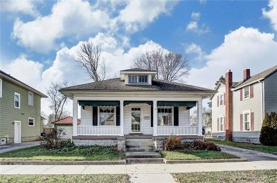 Troy Single Family Home For Sale: 918 Mulberry Street