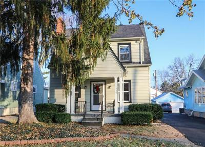 Oakwood Single Family Home Pending/Show for Backup: 335 Wonderly Avenue