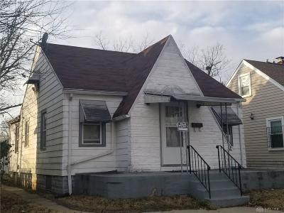 Dayton Single Family Home For Sale: 333 Burleigh Avenue