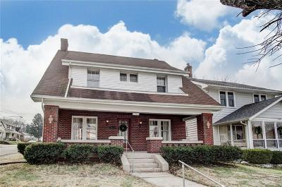 Dayton Single Family Home For Sale: 2324 Saint Charles Avenue