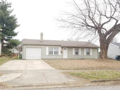 Xenia Single Family Home For Sale: 1214 Berwald Drive