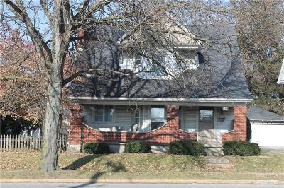 Troy Single Family Home For Sale: 15 Market Street