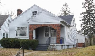 Dayton Single Family Home For Sale: 312 Fairview Avenue