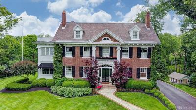Oakwood Single Family Home For Sale: 1115 Oakwood Avenue